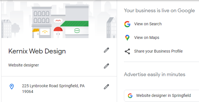 Google My Business featured image