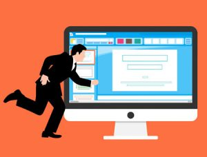 Build your own business website